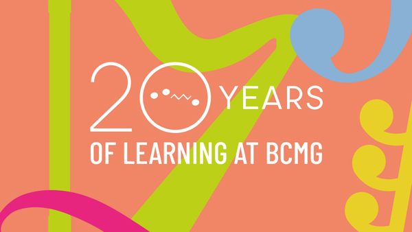£20 For 20 Years Of BCMG Learning